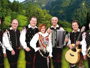 Alpski kvintet z Otom