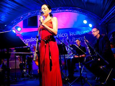 Klarinetten-Sextet PanArs mit Anja Bukovec